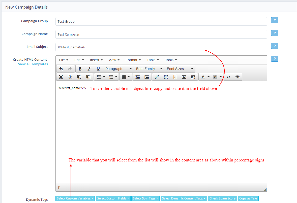 selecting-custom-variables